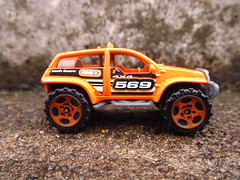 4X4 BUGGY (MAJOR FORDSON) Tags: matchbox 4x4 racecar
