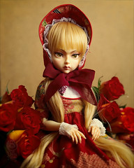 Bunka Doll Margaret (Muri Muri (Aridea)) Tags: do dolls dream margaret dodollsdream bjd ball jointed doll