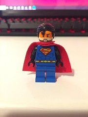 DC's Eradicator (Numbuh1Nerd) Tags: lego purist custom superheroes minifigures supervillains death superman outsiders