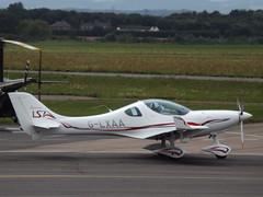 G-LXAA Aerospool WT-9 Dynamic (LX Aviation Ltd) (Aircaft @ Gloucestershire Airport By James) Tags: gloucestershire airport glxaa aerospool wt9 dynamic lx aviation ltd egbj james lloyds