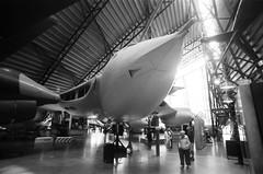 47270010 (SteveFE) Tags: raf cosford museum nikon f801s cosina 1935mm kodak tmax 100 cold war hall handley page victor