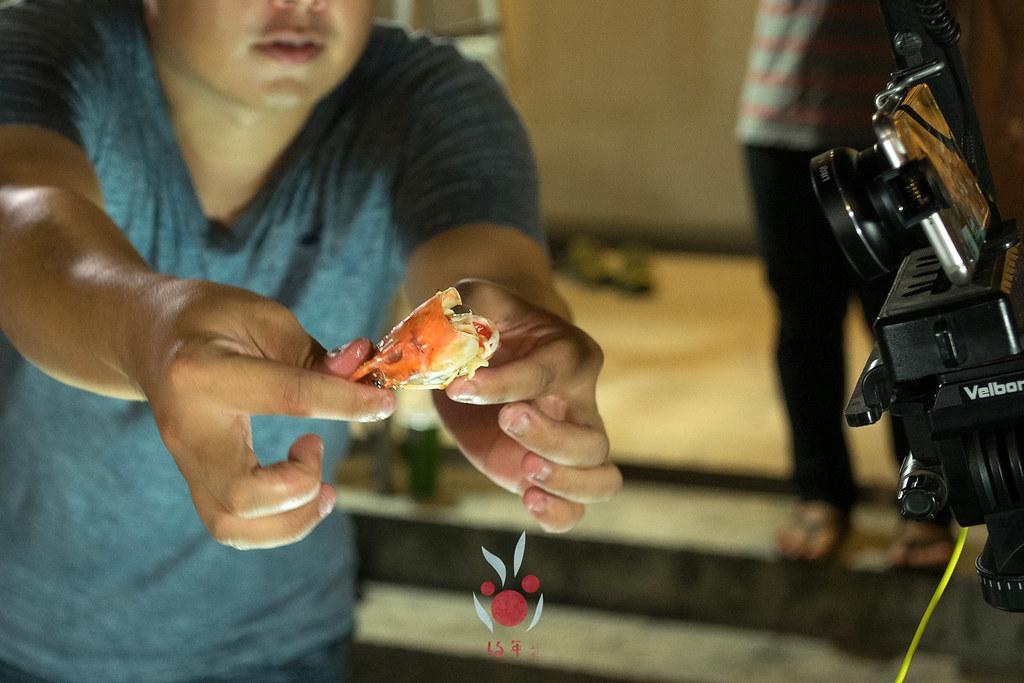 最奢華的中秋烤肉組 海鮮大集合之 龍膽石斑、泰國蝦、蚵、大卷 |小農聯盟29