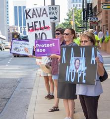 IMG_4855 (Becker1999) Tags: kavanaugh stopkavanaugh resist scotus portman robportman senatorportman protest protesting prochoice protesters