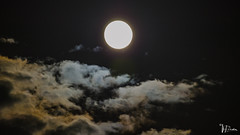 DSC_3738 (Miguelo.) Tags: digital españa luna nikon dc5100 5100 nikon5100 naturaleza nature noche nubes nocturna everythingscenery superluna moon clouds