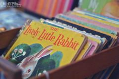 lively little rabbit (Hi-Fi Fotos) Tags: livelylittlerabbit book cover kid child reading vintage story drawing illustration literature crate bin nikkor 50mm nikon d7200 dx hififotos hallewell