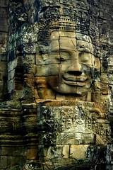 bayon cambodia (hmong135) Tags: cambodia angkorwat bayon khmer buddhism ruins temple