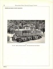 Metropolitan Vickers Catalogue 1938/9 - Page 38 (HISTORICAL RAILWAY IMAGES) Tags: metropolitan vickers catalogue locomotives railway