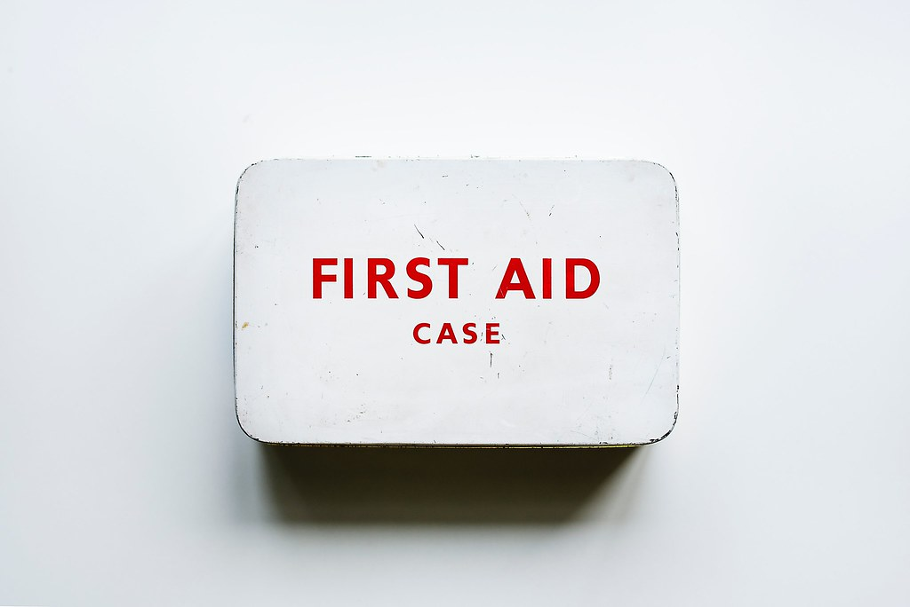 First Aid Case - Credit to https://www.s by Semtrio, on Flickr