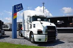 2019 Mack Anthem AN64T Sleeper (Trucks, Buses, & Trains by granitefan713) Tags: mack macktruck tractor trucktractor bigrig 18wheeler anthem mackanthem an sleeper sleepertractor longhaul mackan64t an64t