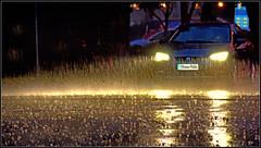 Stay Safe During a Hurricane Florence roars. (nyomee wallen) Tags: staysafeduringahurricaneflorenceroars hurricaneflorenceroars heavyaroundthewotld nightphoto light rain supertyphoonmanghut super typhoon manghut hongkong strom hurricane florence cyclonicstormnargis myanmar rainrainrain