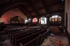PHILADELPHIA (danieljakob22) Tags: verlasseneorte lostplace holy unguarded trespassing abandoned abandonedchapel chapel kirche church verlassenekirche abandonedchurch philadelphia