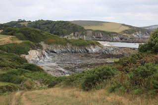 England / Cornwall - Gribbin Head
