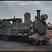 Peterborough - South Australia loco SAR Y97 stable in yard (mb-s002-19)