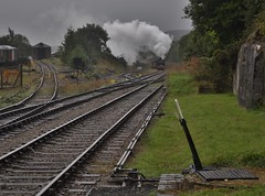 Pontypool and Blaenavon Railway (Martin Creese) Tags: pontypool blaenavon railway nikon d90 wales gala photography september 2018