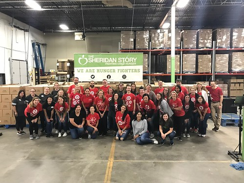 Target Packing Event (AM Group) 9/20/18