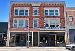 Old City Hall, Bay City, MI (Robby Virus) Tags: baycity michigan mi old city hall building architecture restaurant sign signage