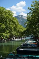 Canal du Vassé @ Annecy (*_*) Tags: annecy hautesavoie france 74 europe savoie august 2018 summer été