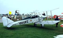 VH-UFZ   Avro 594 Avian II [R3/AV/127] Cranfield~G 05/07/1998 (raybarber2) Tags: abpic airportdata australiancivil biplane cnr3av127 egtc flickr planebase print r3av127 single vhufz