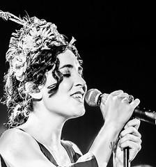 FUEL FANDANGO (Pedrorebo) Tags: música miranda concierto cantante cantar singer ebrovisión espectaculo blanco y negro black white