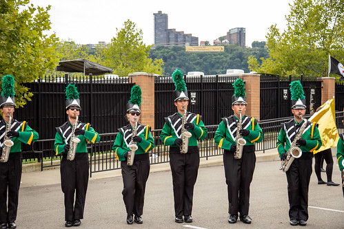 SVC Marching Band - Heinz Field 2018