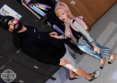 LOTD 256 (Brendo Schneuta) Tags: exalted sweater sweatshirt shorts fatpack mancave dubai event events tiller cap sneakers shoes bleich tmd new releases beard facial volkstone ks poses pose backdrop school ultra game avatar secondlife second sl secondlifeblog blog blogger bloggersl photoshop men mens male boy style moda fashion keepcalm estilo signature bento