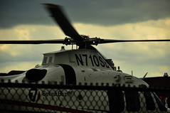 CSC_7177 (Bets<3 Fine Artist ~Picturing Light ~ Blessings ~~) Tags: maine helicopter propellars hospital lifelift emeregency thunderstorm airlift sky storm fence perspective hff