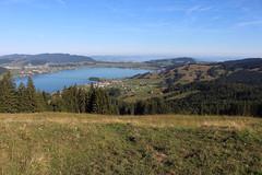 Blick nach Norden ins Schweizer Mittelland (uwelino) Tags: switzerland schweiz swiss suisse swisstravel swisstravelspectacular kanton schwyz 2018 europa europe sihlsee willerzell