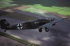 CASA 352L Spanish Ju 52 Commemorative Air Force JEC 04111 (ww2color.com) Tags: casa352l junkers ju52 commemorativeairforce