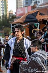La Paz - MegaFest  2018 - Samurai (Max Glaser) Tags: megafest southamerica bolivia lapaz
