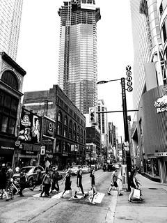 Toronto Crosswalk