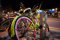 Key West - Bikes (In.Deo) Tags: keywest florida unitedstates street bicycle