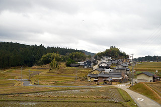 Fiels of Magome