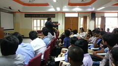 20160928_161031 (D Hari Babu Digital Marketing Trainer) Tags: iimc hyderabad digital marketing seminar