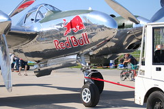 ILA Berlin 2018: Flying Bulls (Helgoland01) Tags: ila berlin flyingbulls flugzeug aircraft airplane plane brandenburg deutschland germany werbung advertisement