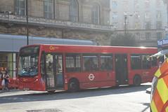 GAL SE48 @ London Victoria bus station (ianjpoole) Tags: goahead london general alexander dennis enviro 200 yx60eof se48 working route 170 danebury avenue minstead gardens victoria bus station