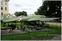 21 Ilyushin Il-2M3 Sturmovik at Warsaw (SPRedSteve) Tags: ilyushin warsaw preserved polish aircraft sturmovik il2 il2m3 relic museum