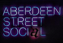 Aberdeen Street Social (christooley1) Tags: neon night canon 5d mkiv hong kong pattern