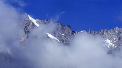 Nuages sur les aiguilles (1992) (giorgiorodano46) Tags: agosto1992 august 1992 giorgiorodano analogica lafouly valferret aiguilles dolent vallese valais wallis svizzera suisse schweiz switzerland nuvole clouds nuages alpi alpes alps alpen suisseromande romandie