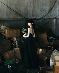 """ Japan "" (raita722) Tags: bridal wedding girl portrait beauty fashion japan kobe"