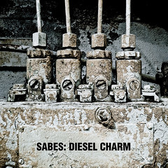 act269. sabes. diesel charm (ant-zen) Tags: music antzen wwwantzencom electronic ambient electronica industrial techno experimental artwork release graphic design layout act269 sabes dieselcharm cd compactdisc album
