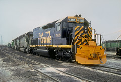 D&RGW SD40T-2 5408 (Chuck Zeiler) Tags: drgw sd40t2 5408 railroad emd locomotive clyde train chuckzeiler chz