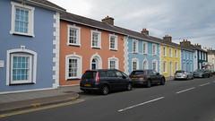 Aberaeron (Dubris) Tags: wales cymru ceredigion aberaeron town architecture building house terrace rowhouse