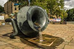 Sculpture (Gary S Bond) Tags: great britain united kingdom 2018 a65 alpha august england lancashire north ramsbottom shabbagaz sony uk west greatbritain unitedkingdom