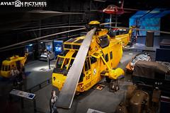 Westland Sea King HAR.3 XZ595 'A'