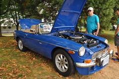 1977 MGB(V8) (1) (Gearhead Photos) Tags: jaguar e type mga mgb mgtc mgc gt english cars british delorean mgf xk xj xjs xf v8 ford cortina austin healey morgan plus 4 convertible 120 140 150 waterfront park north vancouver bc canada