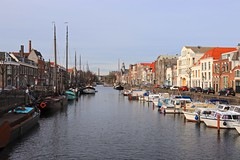 Delfshaven (YY) Tags: netherlands rotterdam delfshaven canal boats