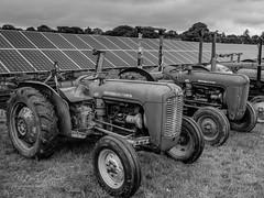 Photo of Solar Powered Tractors!