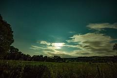 Mondnacht am Laacher See (clemensgilles) Tags: rheinlandpfalz deutschland starlight sternenhimmel moonshine moonlight nachtfotografie night eifel germany beautiful