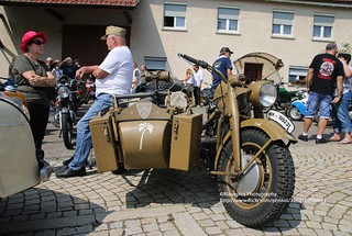 Hohengehren, Schurwald Classic, Zündapp Afrikakorps