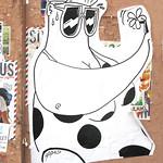 Pasted paper by Bouda [Lyon, France] thumbnail